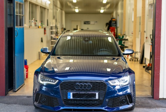 Audi RS6 - Full front Bodyfence